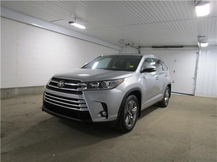 2019 Toyota Highlander Limited (Stk: 2035251) in Regina - Image 1 of 39