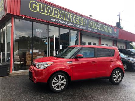 2016 Kia Soul EX+ (Stk: ) in Ottawa - Image 1 of 15
