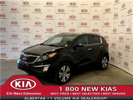2013 Kia Sportage EX Luxury (Stk: E20008A) in Edmonton - Image 1 of 31