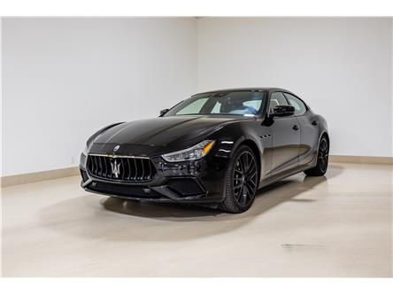 2019 Maserati Ghibli S Q4 GranSport (Stk: 967MC) in Calgary - Image 1 of 15