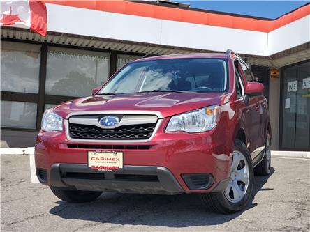 2016 Subaru Forester 2.5i (Stk: 2007197) in Waterloo - Image 1 of 20