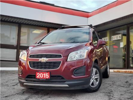 2015 Chevrolet Trax 1LT (Stk: 2007191) in Waterloo - Image 1 of 20