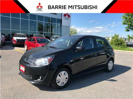2014 Mitsubishi Mirage SE (Stk: 00558) in Barrie - Image 1 of 18