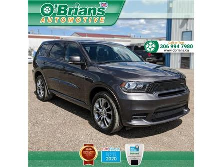 2019 Dodge Durango GT (Stk: 13619A) in Saskatoon - Image 1 of 25