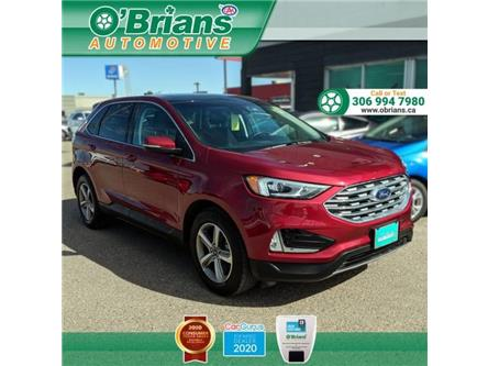 2019 Ford Edge SEL (Stk: 13636A) in Saskatoon - Image 1 of 32