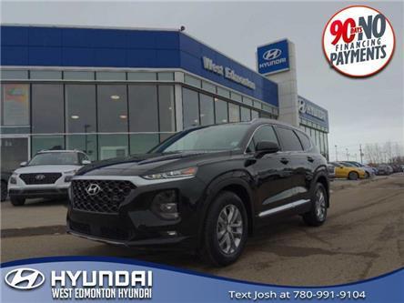 2020 Hyundai Santa Fe SE (Stk: SF07196) in Edmonton - Image 1 of 22