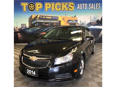 2014 Chevrolet Cruze 1LT (Stk: 119085) in NORTH BAY - Image 1 of 24