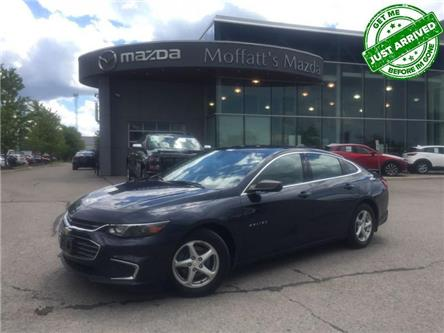 2017 Chevrolet Malibu LS (Stk: 28462) in Barrie - Image 1 of 20