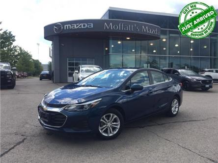 2019 Chevrolet Cruze LT (Stk: 28466) in Barrie - Image 1 of 22