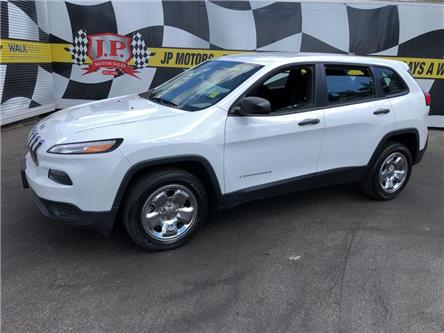 2014 Jeep Cherokee Sport (Stk: 49654) in Burlington - Image 1 of 20