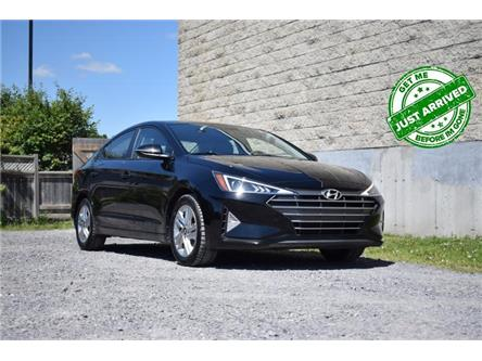 2020 Hyundai Elantra Preferred (Stk: B6081) in Kingston - Image 1 of 27
