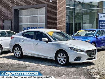 2016 Mazda Mazda3 GX (Stk: 29831) in East York - Image 1 of 29