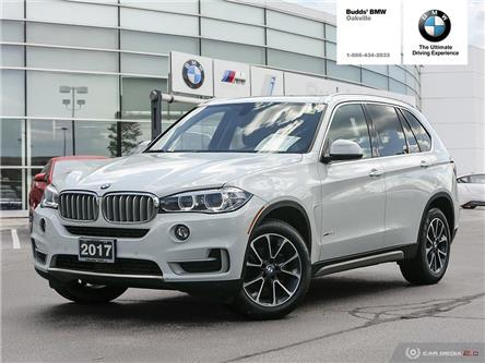 2017 BMW X5 xDrive35i (Stk: T718293A) in Oakville - Image 1 of 28