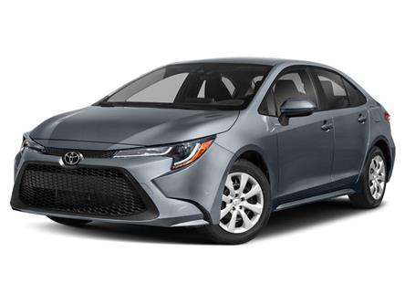 2020 Toyota Corolla LE (Stk: N20389) in Timmins - Image 1 of 9