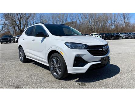 2020 Buick Encore GX Select (Stk: 20-0331) in LaSalle - Image 1 of 30