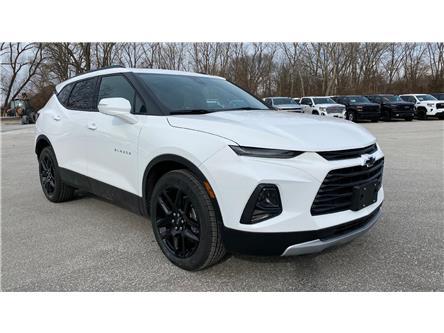 2020 Chevrolet Blazer True North (Stk: 20-0248) in LaSalle - Image 1 of 30