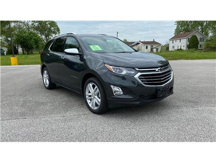 2020 Chevrolet Equinox Premier (Stk: 20-0231) in LaSalle - Image 1 of 30