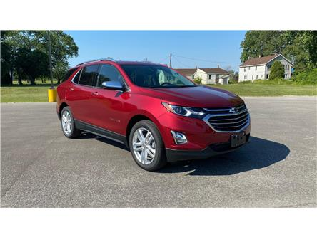 2020 Chevrolet Equinox Premier (Stk: 20-0445) in LaSalle - Image 1 of 30