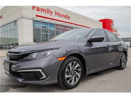 2020 Honda Civic EX (Stk: 0002216) in Brampton - Image 1 of 23