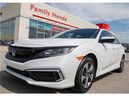 2020 Honda Civic LX (Stk: 0002504) in Brampton - Image 1 of 17
