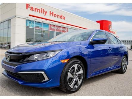 2020 Honda Civic LX (Stk: 0002510) in Brampton - Image 1 of 17