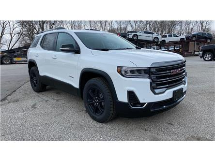 2020 GMC Acadia AT4 (Stk: 20-0297) in LaSalle - Image 1 of 30
