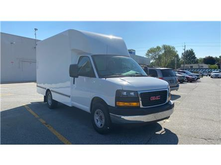 2020 GMC Savana Cutaway Work Van (Stk: 20-0410) in LaSalle - Image 1 of 23