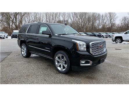 2020 GMC Yukon Denali (Stk: 20-0233) in LaSalle - Image 1 of 30