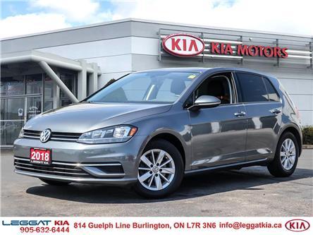 2018 Volkswagen Golf  (Stk: 2A5105A) in Burlington - Image 1 of 21