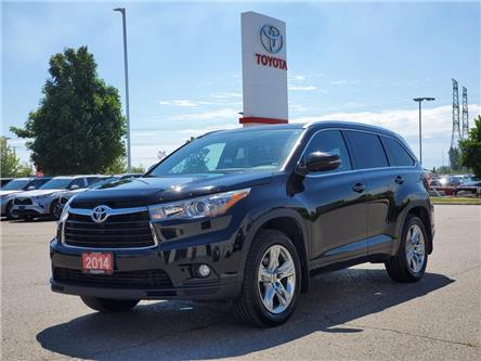 2014 Toyota Highlander  (Stk: 20607A) in Bowmanville - Image 1 of 30
