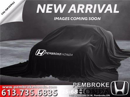 2020 Honda Accord LX 1.5T (Stk: 20218) in Pembroke - Image 1 of 3
