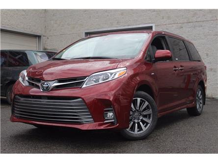 2020 Toyota Sienna XLE 7-Passenger (Stk: 28490) in Ottawa - Image 1 of 24
