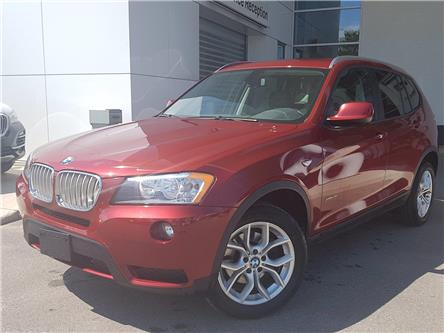 2013 BMW X3 xDrive28i (Stk: P9378A) in Gloucester - Image 1 of 26