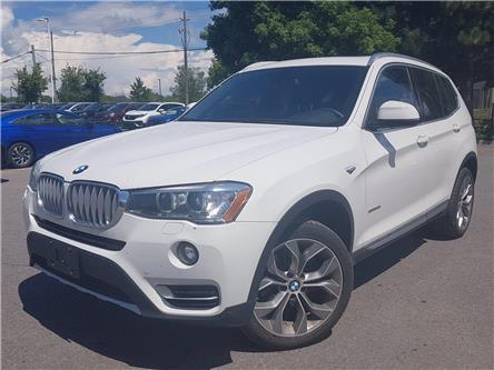 2017 BMW X3 xDrive28i (Stk: P9488) in Gloucester - Image 1 of 14