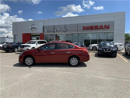 2017 Nissan Sentra 1.8 SV (Stk: P2079) in Smiths Falls - Image 1 of 13