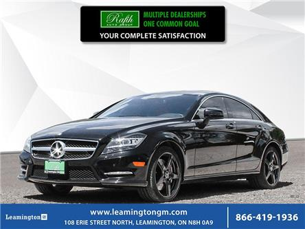 2014 Mercedes-Benz CLS-Class Base (Stk: C0117) in Leamington - Image 1 of 30