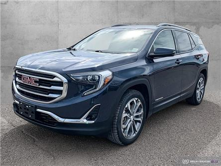 2018 GMC Terrain SLT (Stk: 20T177A) in Williams Lake - Image 1 of 24