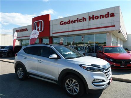 2017 Hyundai Tucson SE (Stk: U08920) in Goderich - Image 1 of 9