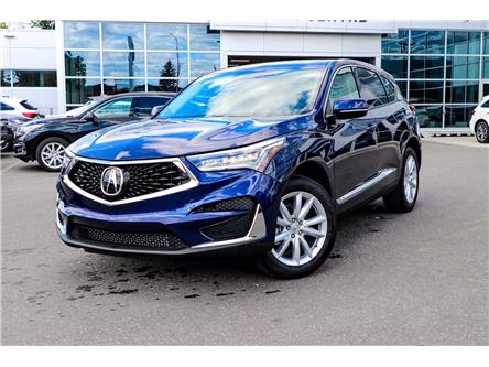 2021 Acura RDX w/Technology Pkg (Stk: 19263) in Ottawa - Image 1 of 29