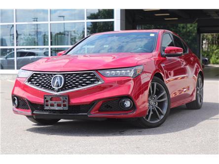 2018 Acura TLX Elite A-Spec (Stk: P1629) in Ottawa - Image 1 of 25