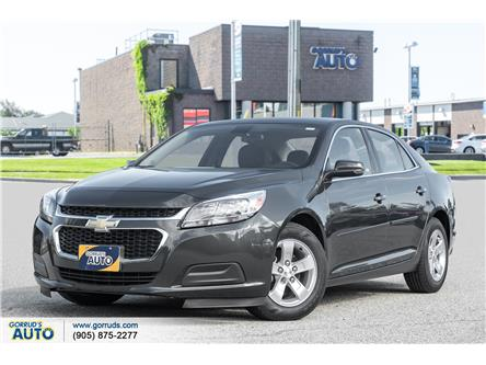 2015 Chevrolet Malibu LS (Stk: 149295) in Milton - Image 1 of 17
