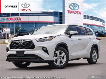 2020 Toyota Highlander Hybrid LE (Stk: 201105) in Oakville - Image 1 of 23