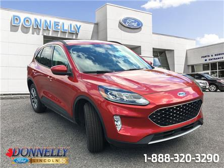 2020 Ford Escape SEL (Stk: DT964DT) in Ottawa - Image 1 of 23