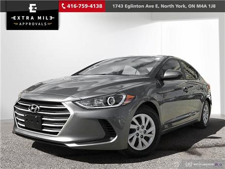 2018 Hyundai Elantra LE (Stk: SP0141) in North York - Image 1 of 25