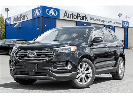 2019 Ford Edge Titanium (Stk: 19-15243R) in Georgetown - Image 1 of 22