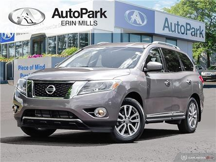 2014 Nissan Pathfinder SL (Stk: 674350AP) in Mississauga - Image 1 of 30