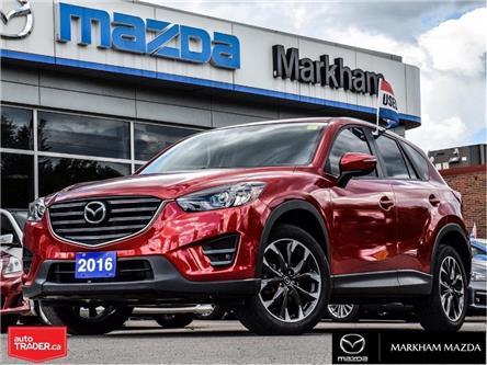 2016 Mazda CX-5 GT (Stk: P1993) in Markham - Image 1 of 29