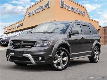 2016 Dodge Journey Crossroad (Stk: C5712A) in Brantford - Image 1 of 27