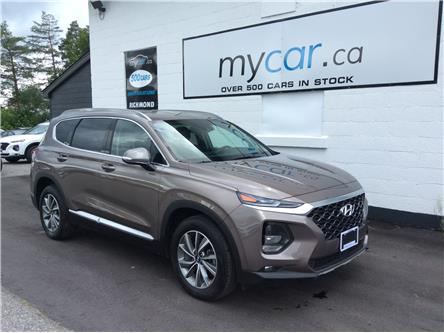 2020 Hyundai Santa Fe Preferred 2.4 (Stk: 200746) in Richmond - Image 1 of 20