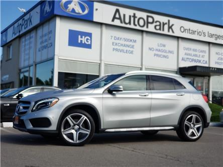 2016 Mercedes-Benz GLA-Class Base (Stk: 16-56614) in Brampton - Image 1 of 21
